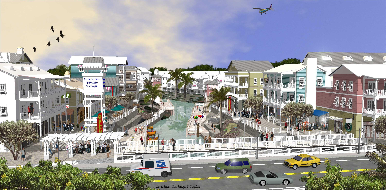 Downtown Bonita Springs Development Concepts Three