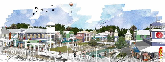 Downtown Bonita Springs Development Concepts Three
