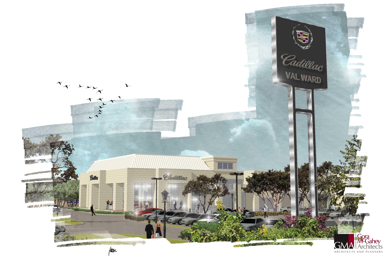 Val Ward Cadillac Dealership Fort Myers Fl